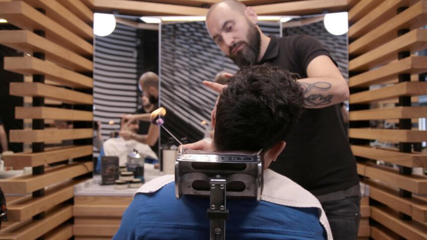 Meet The Barber: Mehmet Yaprak
