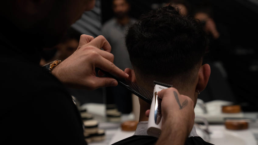 Square Mile Magazine Marks ADAM as Best Barbers in London