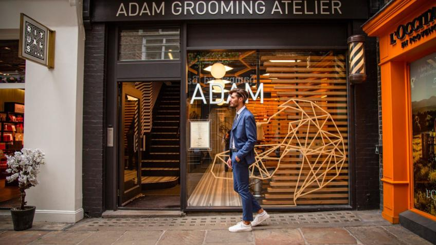 5 Habits of The Well-Groomed Gentleman by ADAM Grooming Atelier