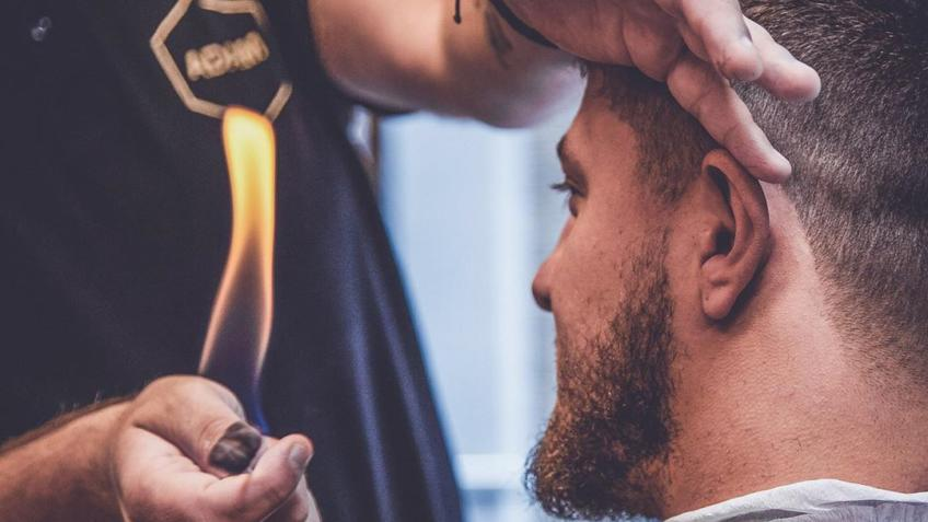 Absolutely London reviews the luxury male barbers, ADAM Grooming Atelier