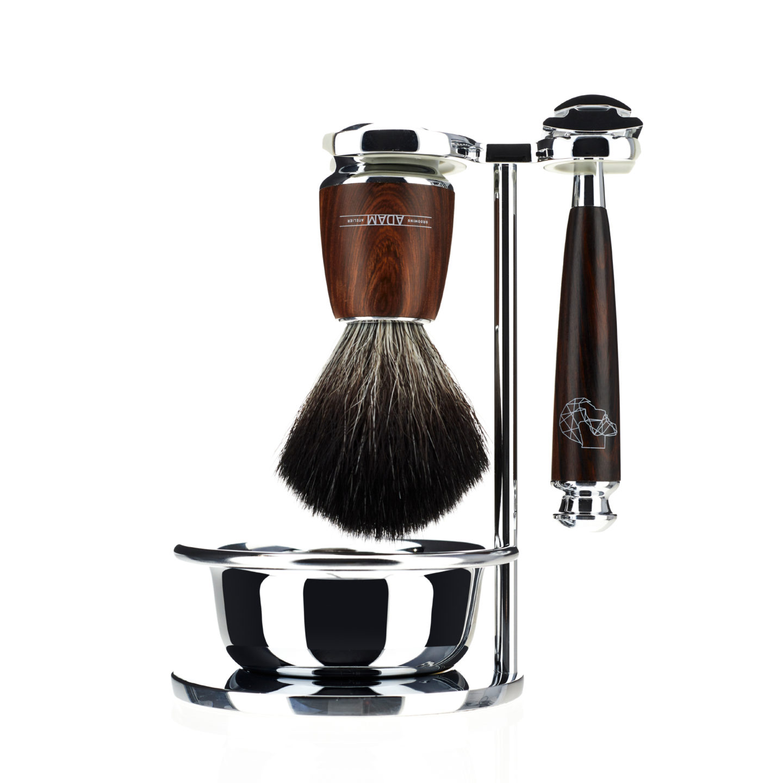ADAM Razor and Brush Set