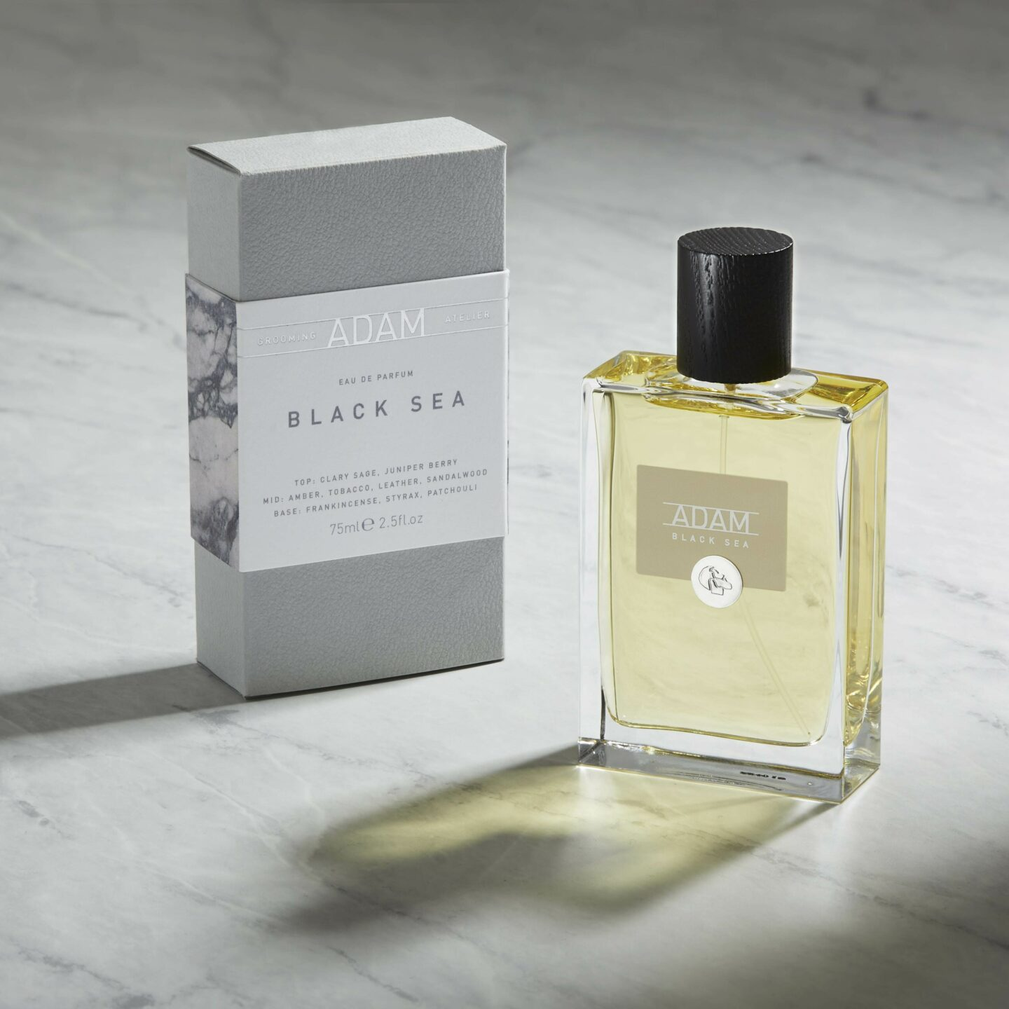 Eau De Parfum Black Sea